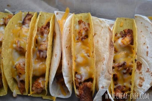Baked Pork Tacos