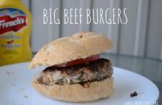 Big Beef Burgers