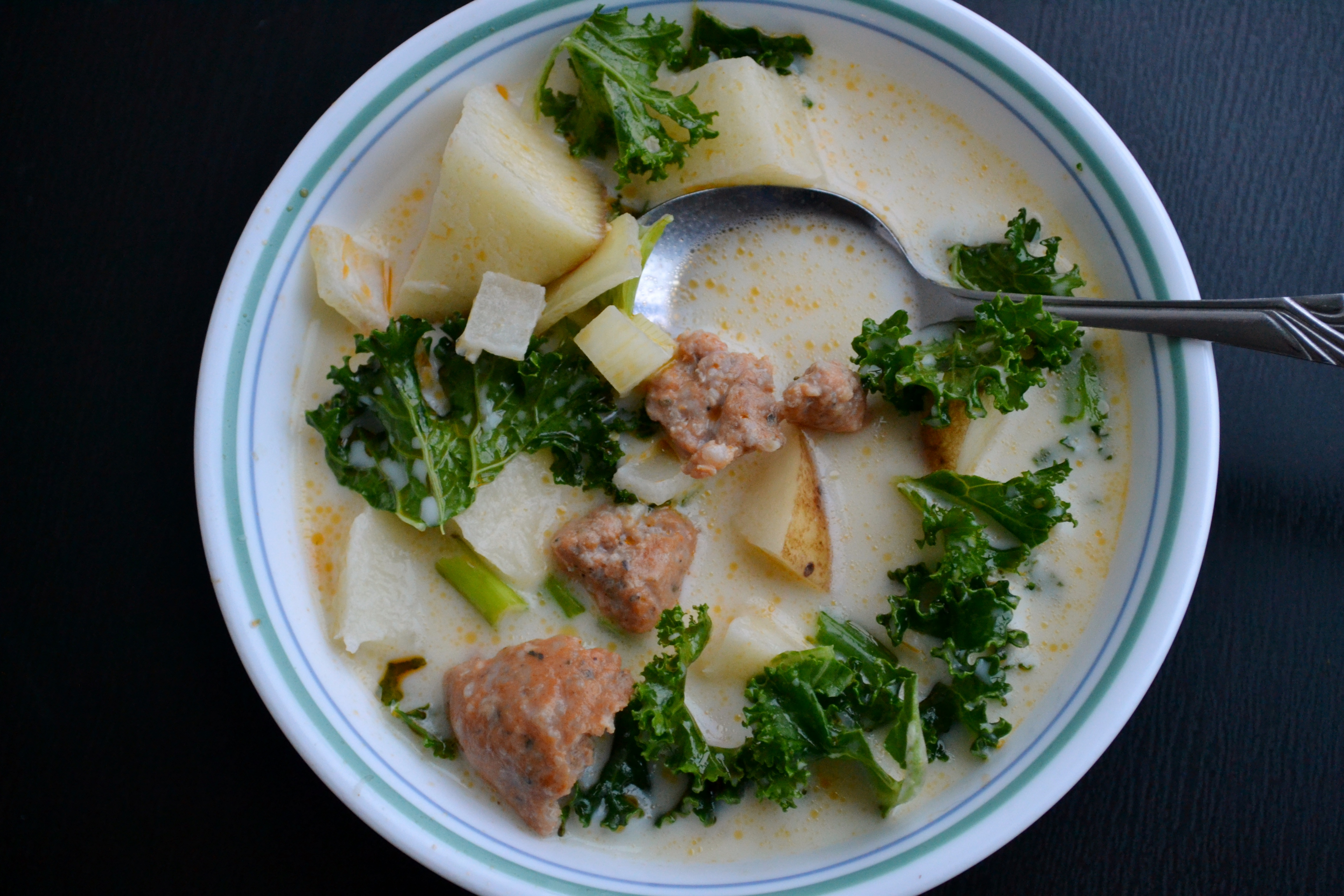 The Cheap Chef Slow Cooker Zuppa Toscana Recipe