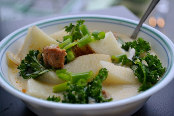 Slow Cooker Zuppa Toscana Recipe